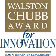 Walston Chubb Award for Innovation